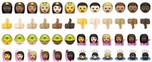 Emojis-ethniques