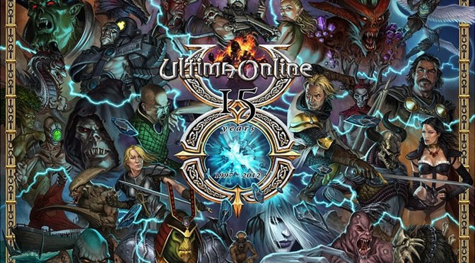 Time of Legends, une nouvelle extension pour Ultima Online en 2015