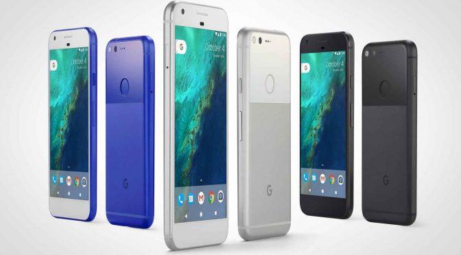 Les Google Pixel disponible en Suisse